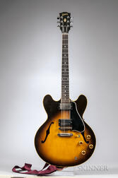 Gibson Historic '59 ES-335 Electric Guitar, 1999