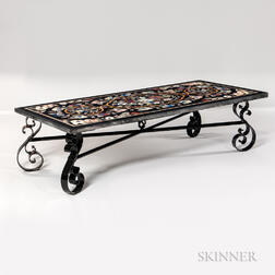 Pietra Dura Low Table
