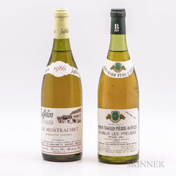 White Burgundy Duo, 2 bottles