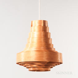 Hans-Agne Jakobsson for AB Ellysett Pendant Light