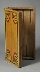 Painted Book-form Folding Game Board