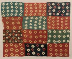 Hauri Tie-dyed Cloth Panel