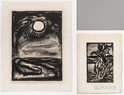 Georges Rouault (French, 1871-1958)      Three Plates from Miserere