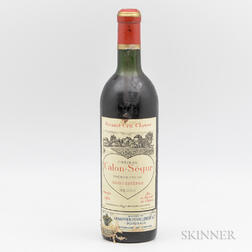 Chateau Calon Segur 1961, 1 bottle