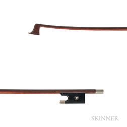 Nickel-mounted Violin Bow