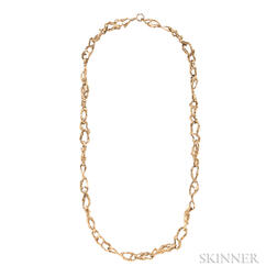 18kt Gold Chain, Tiffany & Co.