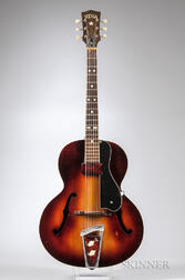 Vega D-46 Duo-Tron Electric Archtop Guitar, c. 1950