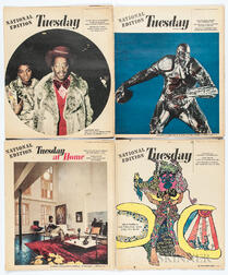 Seventeen Issues of Tuesday Magazine