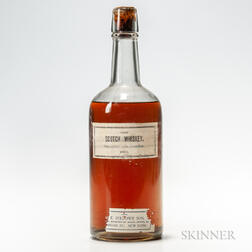 Scotch Whiskey 1885, 1 bottle