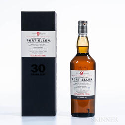 Port Ellen 30 Years Old 1979, 1 750ml bottle (oc)