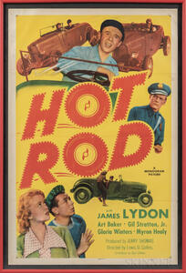 """""""Hot Rod"""" One Sheet Movie Poster"""
