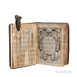 Gunter, Edmund (1581-1626) The Description and Use of the Sector, Crosse-Staffe, and other Instruments.