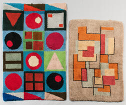 Two Modernist Rugs