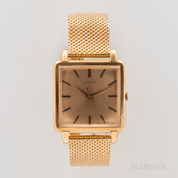 Gubelin 18kt Gold Automatic Wristwatch