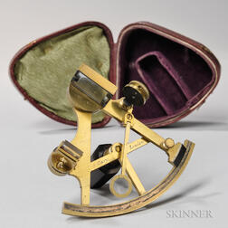 William Cary Pocket Sextant