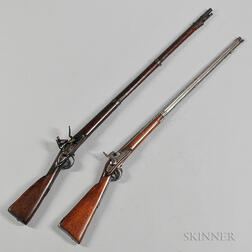 Two European Muskets