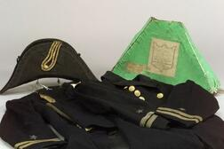 Four American Naval Officer's Uniform Articles