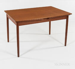 Hans J. Wegner Refectory Teak Dining Table