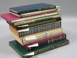 Nine Limited Press Titles Related to Literature and Poetry