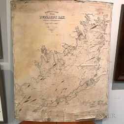 Eldridge's Chart of Buzzards Bay