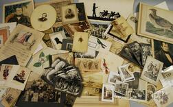 Group of 19th and Early 20th Century Photography, Ephemera, and Collectibles