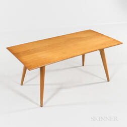 Paul McCobb Planner Group Maple Coffee Table