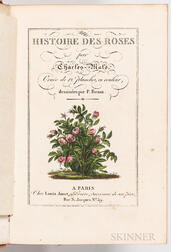 Malo, Charles Histoire des Roses.