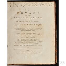 Cook's Third Voyage, Captain James Cook (1728-1779) A Voyage to the Pacific Ocean.