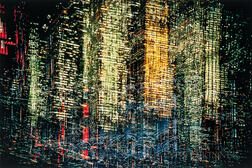 Ernst Haas (Austrian/American, 1921-1986)      Lights of New York City