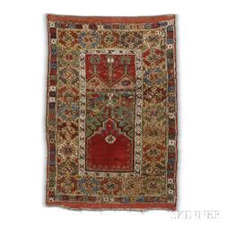 Mudjar Prayer Rug