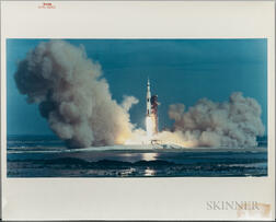 Apollo 15, Liftoff, July 26, 1971.