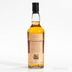 Clynelish 14 Years Old, 1 70cl bottle
