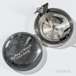 Compass Identified to Major Henry C. Hodges, Jr.