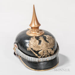 Prussian Model 1895 Officer's Pickelhaube