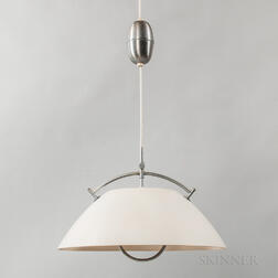 Danish Modern Hanging Light Fixture