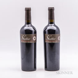Shutter Cabernet Sauvignon Barrel Selection 2013, 2 bottles