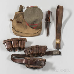 Group of Imperial German Items