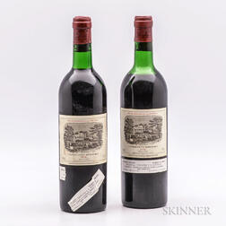Chateau Lafite Rothschild 1976, 2 bottles