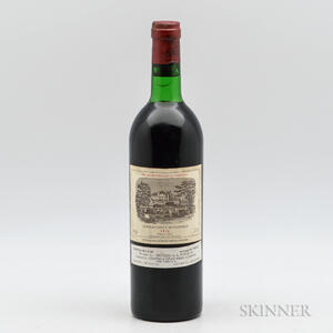 Chateau Lafite Rothschild 1976, 1 bottle