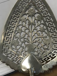 George III Sterling Silver Pie Server