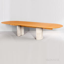 Giovanni Offredi for Saporiti Dining or Conference Table