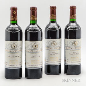 Chateau Lascombes 2000, 4 bottles