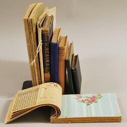 Mixed Lot, Nine Volumes: