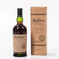 Ardbeg 23 Years Old 1976, 1 70cl bottle (oc)