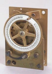 Bank Vault Timer Mechanism