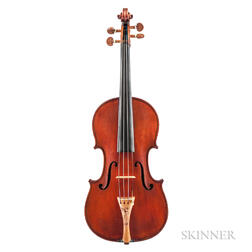 French Experimental Violin