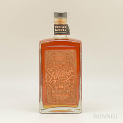 Orphan Barrel Rhetoric 20 Years Old, 1 750ml bottle