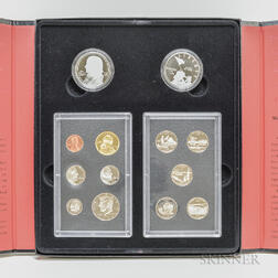 Two 2005 American Legacy Collection Proof Sets.