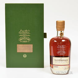 Glendronach Kingsman Edition 25 Years Old 1991, 1 750ml bottle (pc)