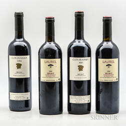Clos I Terrasses, 4 bottles